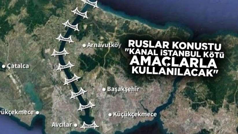 Yuriy Mavaşev Rusya adına Kanal İstanbul hakkında açıklama yaptı