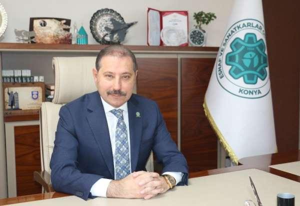 Başkan Karabacak'tan esnafa verilen devlet desteği açıklaması
