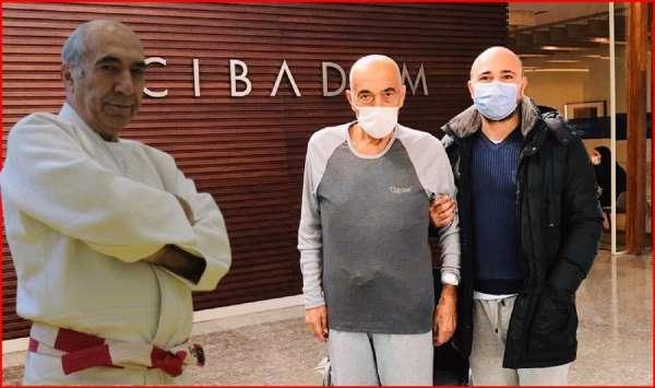 Judocu Ahmet Apaydın, 50 gün sonra korona virüsü yendi