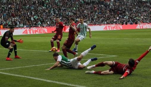 Spor Toto Süper Lig: Konyaspor: 0 - Kayserispor: 0 (İlk yarı)