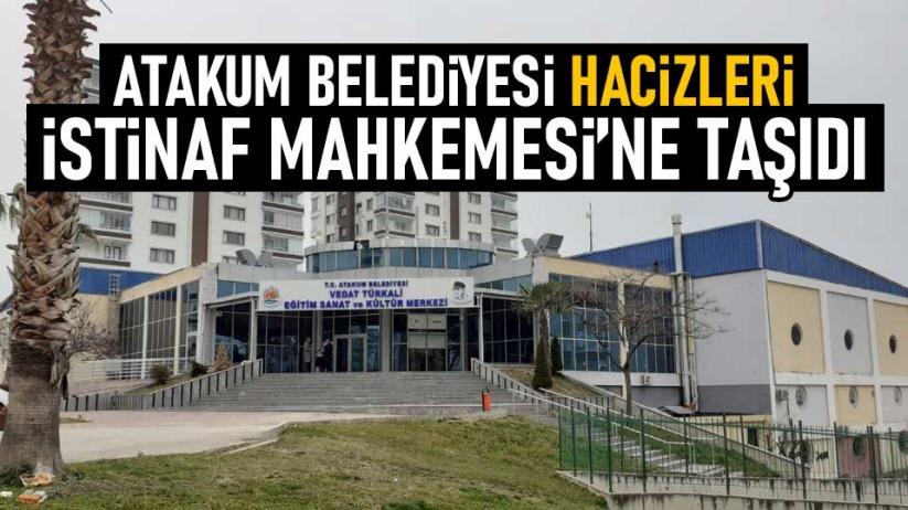 Atakum Belediyesi, hacizleri İstinaf Mahkemesine taşıdı