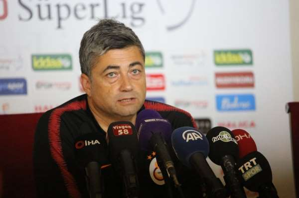 Levent Şahin: 'Şampiyon olarak gelip şampiyon olarak dönüyoruz'