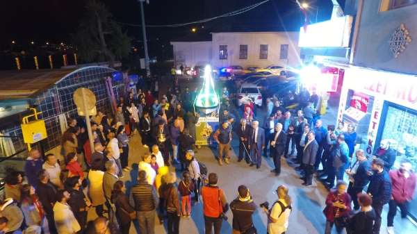 Sinop'ta geleneksel 'Helesa Şenliği'