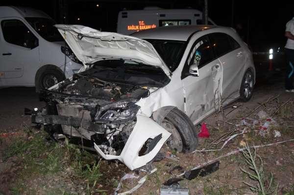 Elazığ'da trafik kazası: 7 yaralı