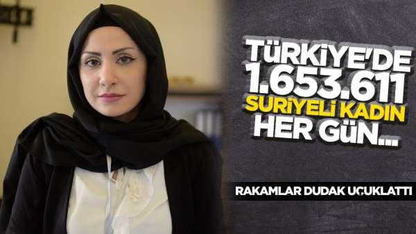 Türk Vatandaşı olan ve Türkiye'de doğan Suriyeliler açıklandı.