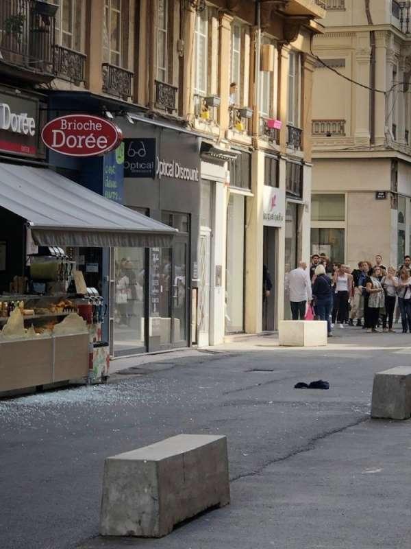 Fransa'da patlama: En az 6 yaralı