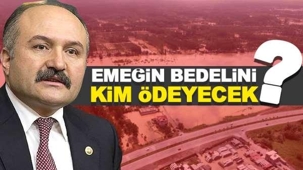 Erhan Usta; Emeğin bedelini kim ödeyecek?