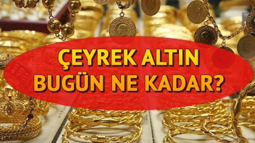 Altın fiyatları 24 Haziran 2020: Gram altın, çeyrek altın