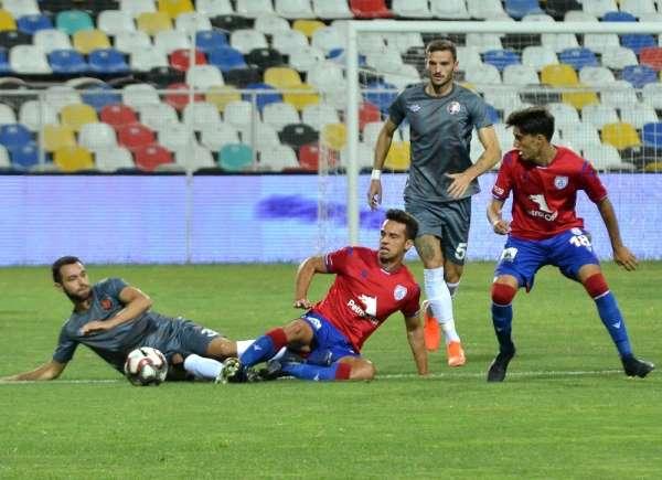 TFF 1 Lig: Altınordu: 1 - Fatih Karagümrük: 2