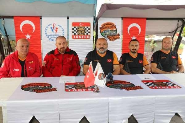 2019 Türkiye Off-Road Şampiyonası 3 Ayak yarışları Karabük'te yapılacak