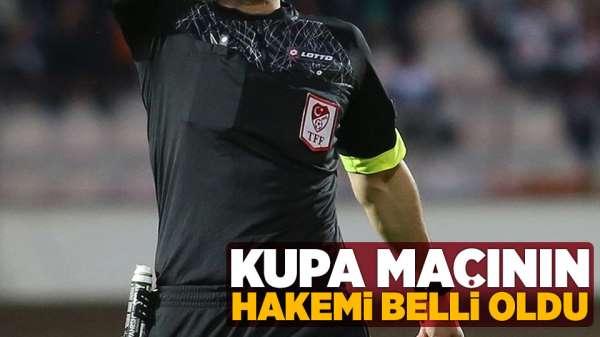 Samsunspor Fatsa Belediyespor maçının hakemi belli oldu