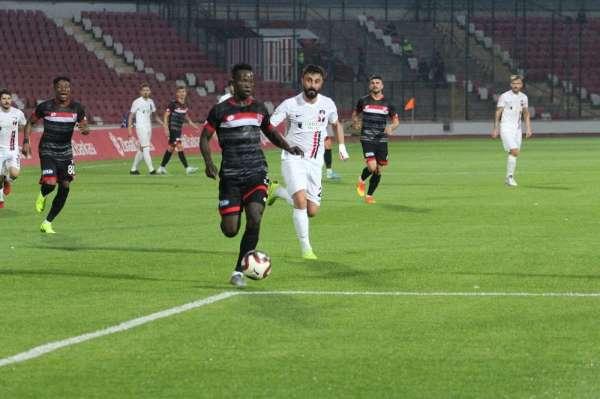 Ziraat Türkiye Kupası: Balıkesirspor: 0 - Vanspor FK: 1