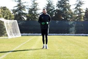 Denizlispor, Antalyaspor maçı hazırlıklarını tamamladı