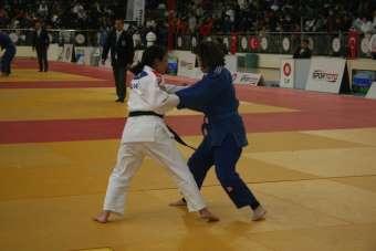 İşitme Engelliler Judo Türkiye Şampiyonası Kilis'te yapıldı