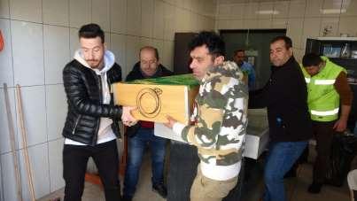 İstanbul'da karışan cenaze bugün defnedildi