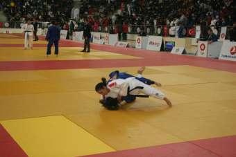 Judo Türkiye İşitme Engelliler Şampiyonası, Kilis'te başladı