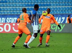 Süper Lig: Kasımpaşa: 1 - Aytemiz Alanyaspor: 2 (Maç sonucu)