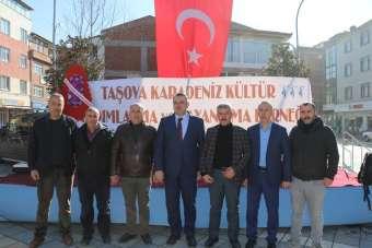 Taşova'da 'Hamsi Festivali'