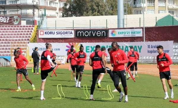 Ömer Erdoğan: 'Aaron Boupendza bu duruma Hatayspor sayesinde geldi'
