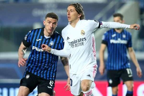 Real Madrid Atalantayı mağlup etti