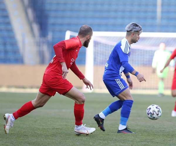TFF 1 Lig: Ankaraspor: 0 - Tuzlaspor: 0