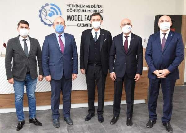 UNDP Türkiye Ofisi Temsilci Yardımcısı Suhrop Hocimatov: 'Gaziantep model fabrikanın dünyaya açılımı daha kola