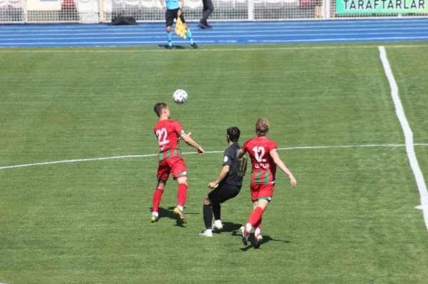 3. Lig: Osmaniyespor FK: 0 - Cizrespor: 0