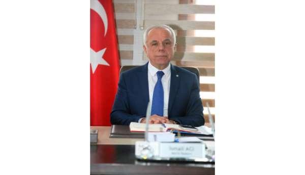 ATO Meclis Başkanı İsmail Acı: Ekonomiye kısa vadeli bakmamalıyız