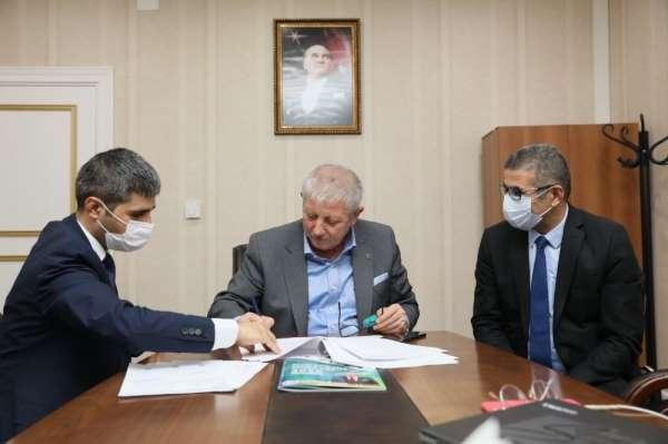 Başkan Sarı açıkladı: HES projesinde 40 milyon liralık finansman anlaşması imzalandı