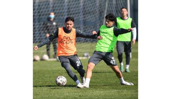Bursasporda Altay maçı hazırlıkları yarın başlayacak