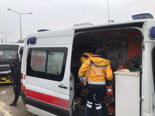 Çanakkale Orman Bölge Müdürü Bursada trafik kazası geçirdi: 1 ölü, 6 yaralı