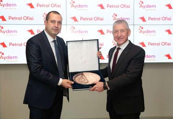 Enerji sektörünün devleri Petrol Ofisi ve Aydem Perakendeden elektrikte önemli iş birliği