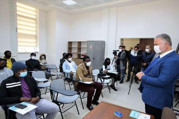 Senegalden Tokata öğrenci göçü