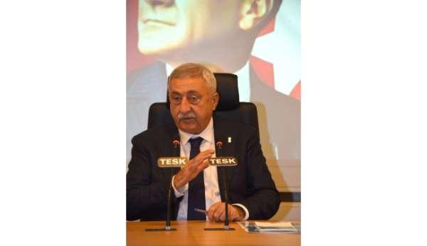 TESK Genel Başkanı Palandöken: Tedbirler esnafın ayakta kalmasını sağlar