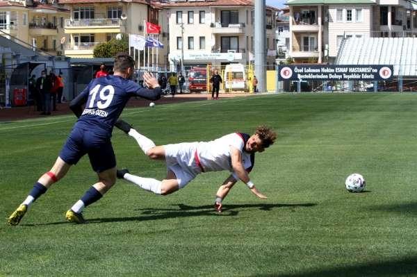 Tff 3.Lig: Fethiyespor 1 - Mardin Fosfatspor 2