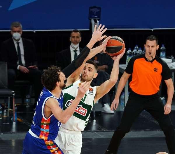 THY Euroleague: Anadolu Efes: 85 - Panathinaikos: 65