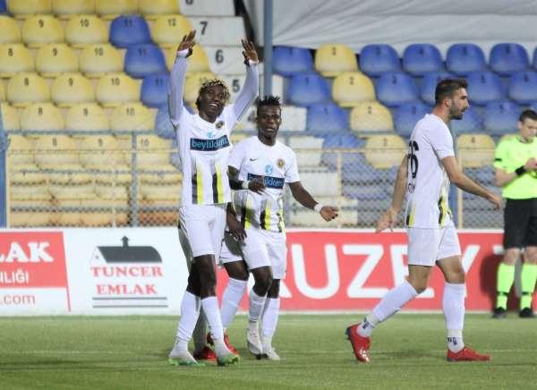 TFF 1. Lig: Menemenspor: 2 - Eskişehirspor: 1