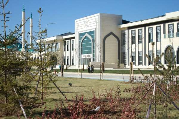 Bayburt Üniversitesine YÖK'ten ödül