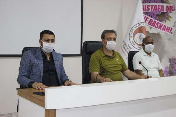 Elazığ'da 9 takım 1'inci amatöre çıktı
