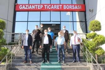 GTB, Türkşeker ve tarım sektörü temsilcilerini bir araya getirdi