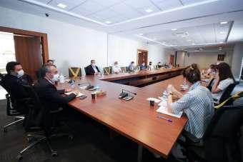 Kazakistan'dan Gaziantepli sanayicilere yatırım çağrısı