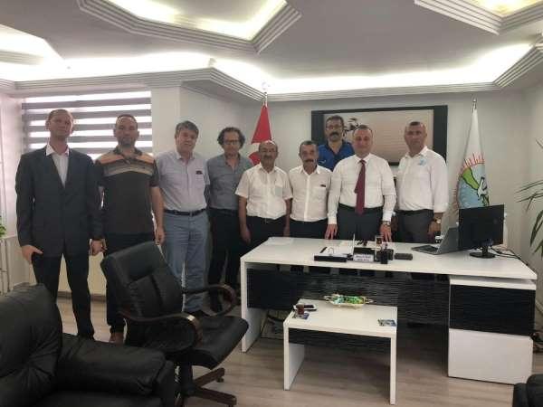 Sinop Belediyesi'nde toplu sözleşme sevinci