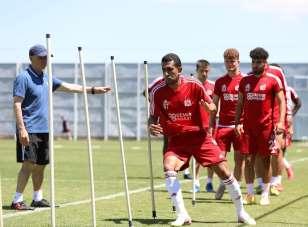 Sivasspor, Kayserispor maçına tam gaz hazırlanıyor