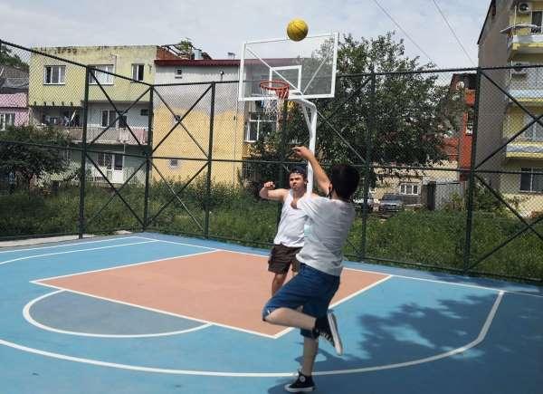 Osmangazili gençler potayla buluşuyor