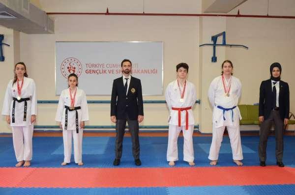 Türkiye Ümit-Genç ve 21 Yaş Altı Karate Şampiyonasına Bilecikten 4 sporcu katılacak