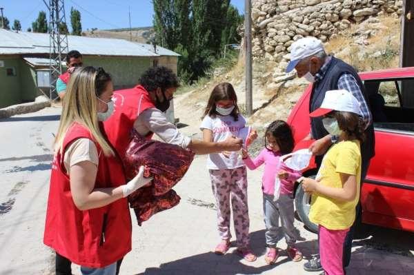 Karaman Gençlik Merkezi yüreklere dokunmaya devam ediyor