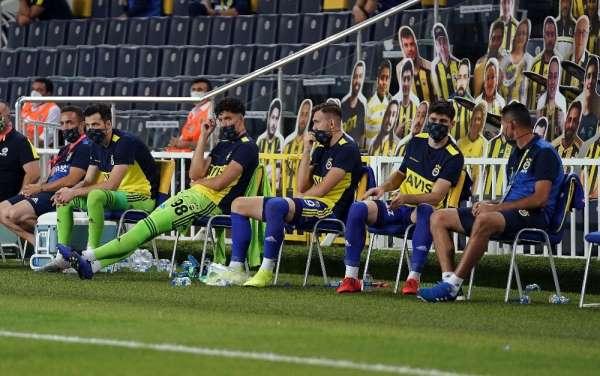 Süper Lig: Fenerbahçe: 3 - Çaykur Rizespor: 1 (Maç sonucu)