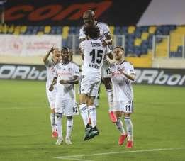 Süper Lig: Gençlerbirliği: 0 - Beşiktaş: 3 (Maç sonucu)