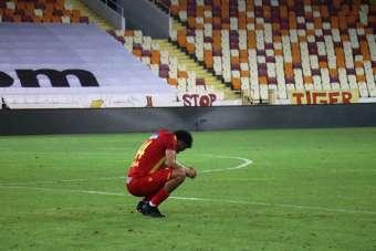 Süper Lig: Yeni Malatyaaspor: 0 - Gaziantep FK: 1 (Maç sonucu)