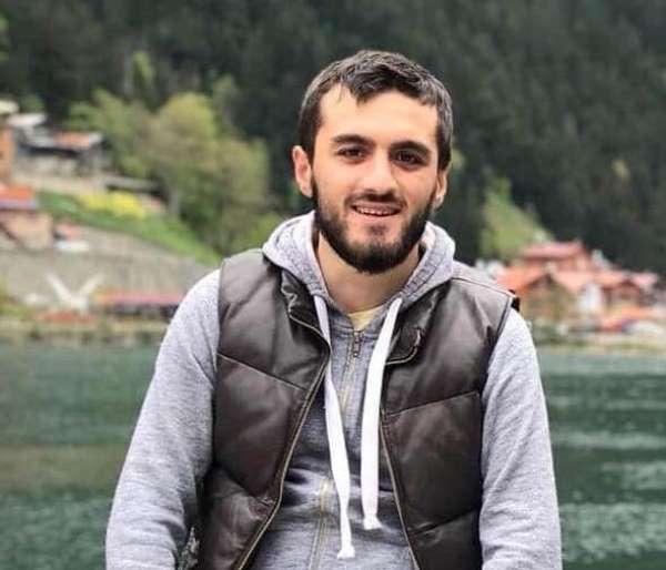 Trabzon'daki trafik kazası